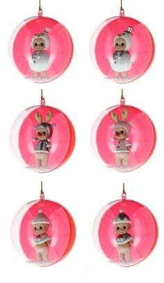 Boules de Noël - Sonny Angel