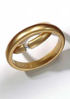 Wedding Scene - XL σετ 2 διακοσμητικές βέρες γάμου, 25cm και 30cm Gold Rings, Rose Gold, Bracelets, Jewelry, Style, Swag, Jewlery, Jewerly, Schmuck