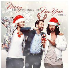 MERRY CHRISTMAS and a happy new year !!  (I just love these guys!) . . . #ishqbaaaz #ishqbaaz #shivaay #omkara #rudra #shivaaysinghoberoi #sso #oso #rso #obros #nakuulmehta #leeneshmattoo #kunaljaisingh #shivika #tellywood #edits #christmas #xmas ... @leenesh_mattoo @nakuulmehta @kunaljaisingh