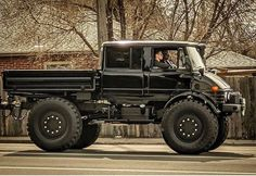Mercedes Benz Unimog, Mercedes Truck, Custom Trucks, Pickup Trucks, Van 4x4, Carros Suv, Daimler Benz, Dodge Power Wagon, Expedition Vehicle