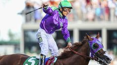 California Chrome jockey Victor Espinoza has hordes of people ...