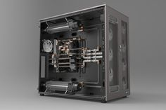 Water Cooled PC Concept - Caselabs Magnum