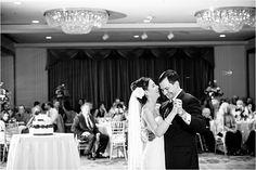 Pittsburgh's Omni William Penn Wedding - First Dance as Husband and Wife! www.krystalhealy.com #omniwedding #omniwilliampenn #pittsburghwedding #krystalhealyphotography #pittsburghweddings #pittsburghweddingphotographer #pittsburghweddingphotography