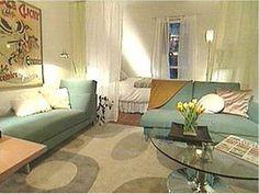 room divider curtain bed studio - Google zoeken