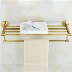 Badzubehör Handtuchhalter handtuchhalter bad antik messing badzubehör antik badzubehör