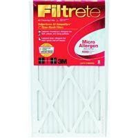 "3M 9807DC-6 10"" X 20"" X 1"" Filtrete Micro Allergen Filter (6 Pack) by 3M. $94.23. 3M 9807DC-6 10"" X 20"" X 1"" Filtrete Micro Allergen Filter (6 Pack) 3M 9807DC-6 10"" X 20"" X 1"" Filtrete Micro Allergen Filter (6 Pack) Features: Filter Captures microscopic allergens like dust, smoke and smog and large allergens like mold spor"