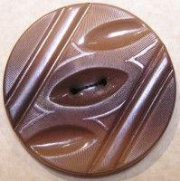 Celluloid tight top button - thebuttonbower.com
