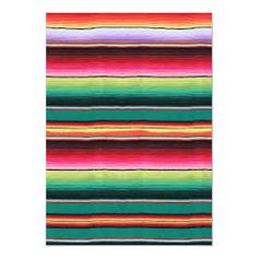 Mexican Wedding Rug and Floral invitation | Zazzle.com Mexican Wedding Invitations, Glitter Invitations, Rehearsal Dinner Invitations, Rehearsal Dinners, Custom Invitations, Mexican Rug, Mexican Fiesta Party, Glitter Birthday, Create Your Own Invitations