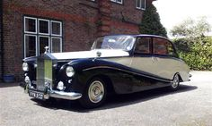 Hooper Rolls-Royce Silver Cloud I Empress Saloon
