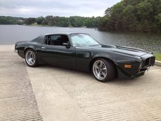 1973 YEARONE McQ Trans Am