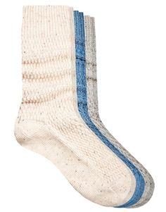 Image 1 ofASOS 3 Pack Boot Socks