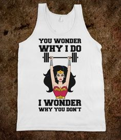 Wonder Woman #WOD