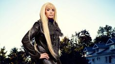 """Victoria Gotti in """"Growing Up Gotti: 10 Years Later"""" on A&E."""