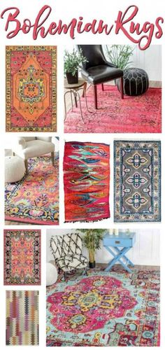 Awesome Bohemian Rugs — Beautiful Boheme Rooms & Where to Find! The post Bohemian Rugs — Beautiful Boheme Rooms & Where to Find!… appeared first on Nice Home Decor . Bohemian Room, Boho Living Room, Bohemian Decor, Living Room Decor, Bohemian Style, Boho Hippie, Bohemian Office, Bohemian Furniture, Diy Home Decor For Apartments