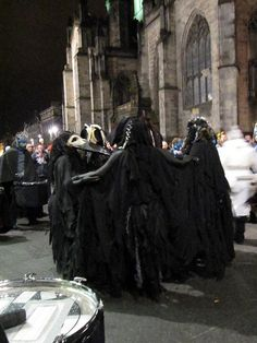 Samhain Festival in Edinburgh Scotland by Star Cat, via Flickr - It was beyond magical.