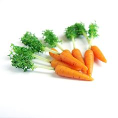 Carrots - 1:12 Scale Dollhouse Miniature Food | Flickr - Photo Sharing!