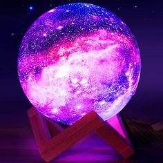 Galaxy Room, Hanging Clouds, Cloud Lamp, Galaxy Lights, Star Night Light, Globe, Cool Gifts For Women, Nightlights, Night Lamps