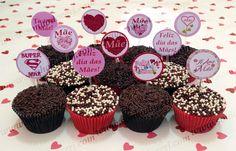 Cupcakes dia das mães!!   curta nossa página no Facebook: www.facebook.com/sonhodocerj