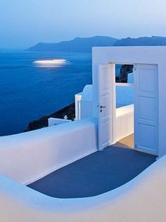 Canaves Oia Hotel in Santorini, Greece