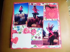 Jumping high at the park by princessp1971 - Cards and Paper Crafts at Splitcoaststampers