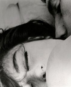 """To have her here in bed with me, breathing on me, her hair in my mouth—I count that something of a miracle.""  –Henry Miller, Tropic of Cancer"