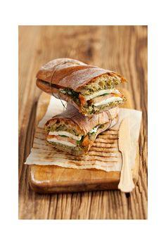 Sandwiches fríos