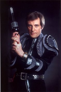 Avon from Blake's 7. Bad, but in a good way. Was British TV's JTK only cooler :D