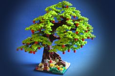Lego Apple Tree