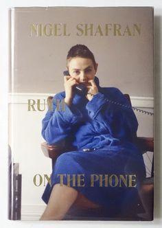 Ruth on the Phone | Nigel Shafran