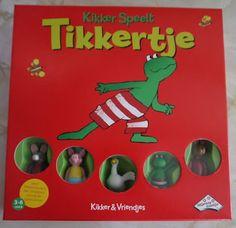 Kikker speelt tikkertje, beschreven op de blog van Villa speelmama