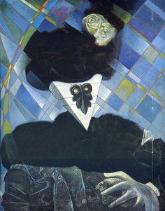Euclid, 1945 Max Ernst