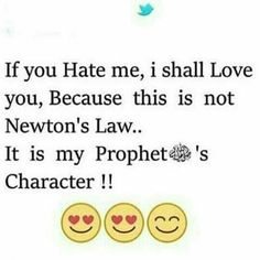 You hate me I love you Prophet Muhammad Quotes, Hadith Quotes, Ali Quotes, Quran Quotes, Best Quotes, Islamic Love Quotes, Islamic Inspirational Quotes, Religious Quotes, Friendship Messages