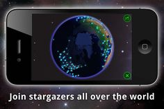 Star Walk - immersive app for allowing students to explore the universe. Star Walk fills the iPad screen with the location of the stars in real time.  Source: redOrbit (http://s.tt/17weT)