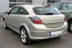 Opel Astra H GTC (2007–2010)