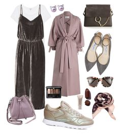 """Velvet & lavender"" by ryabulya on Polyvore featuring мода, Splendid, Jimmy Choo, Reebok, Madewell, Zimmermann, Rebecca Minkoff, Chloé, Gentle Monster и Laura Mercier"