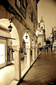 GREECE CHANNEL | Corfu Old Town