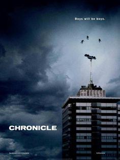 超能失控  Chronicle 2012