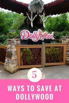 5 Ways to Save Money at Dollywood Theme Parks Gatlinburg Vacation, Gatlinburg Tennessee, Tennessee Vacation, Tennessee Attractions, Vacation Places, Vacation Spots, Vacation Ideas, Spring Vacation, Honeymoon Ideas