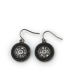Your ears will take center stage with these antique silver earrings from our Big City collection. Add them to your Central Park finger! Silver Earrings, Drop Earrings, Boot Bling, Karen, Short Necklace, Beautiful Earrings, Antique Silver, Designer, Jewelry Box