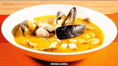 Cocina – Recetas y Consejos Italian Recipes, Mexican Food Recipes, Ethnic Recipes, Tasty Dishes, Food Dishes, Food From Different Countries, Puerto Rican Recipes, Tapas, Seafood