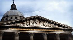 Le Panthéon, by Speekr. Learn abour the stories around that place on www.speekr.fr