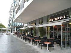 """Lievelingsrestaurant """"Café Renaud"""" @Boulogne-Billancourt"""