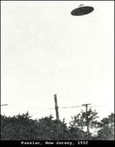 The Best UFO Pictures Ever Taken, Page 1, 1870-1959