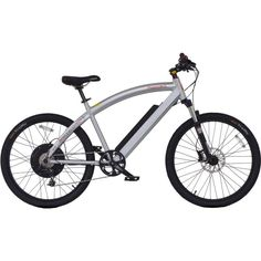 ProdecoTech Adult Phantom X v5 Electric Bike, Gray