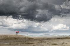 Wattwandern im Allgäu? Eine kleine Bildstrecke vom Forggensee im Winterschlaf  Landschaftsfotografie Kees van Surksum Allgäu Schwaben Bodensee