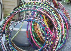Hula hup color ideas