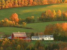 Peacham Vermont Farm