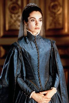 Queen Anne - The Man in the Iron Mask. Have loved this dress since I saw the movie in the theatre!