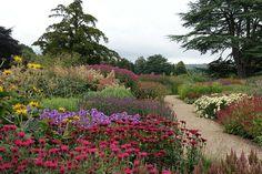 Trentham garden in August,  Stoke-on-Trent, Piet Oudolf