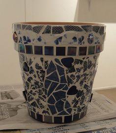 Brea Outside Mosaic Workshop by DayBreak Mosaics, via Flickr